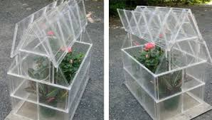 cd case greenhouse this is one of the most creative diy mini indoor