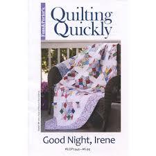 Good Night, Irene Pattern - Fons & Porter — Missouri Star Quilt Co. & Good Night, Irene Pattern Adamdwight.com