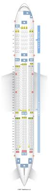 boeing 777 300er 77w seating chart