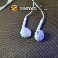 Tai nghe Oppo A3s, tai Phone Oppo R11, Kiểu dáng iPhone dùng cho mọi lại  điện thoại - Beetech - Tai nghe có dây nhét tai