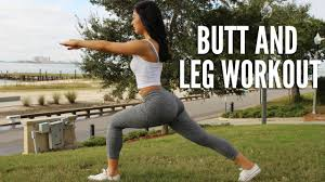 No Equipment Workout for a Bigger Butt YouTube