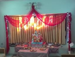 decorating your home for lord ganesha
