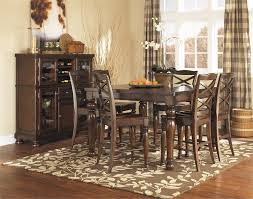sets black wooden dining dining room appealing ashley furniture dining room tables kitchen tables and chairs wooden dining table