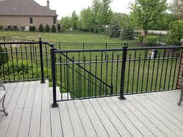 Steel and Aluminum Fence and Railings American Fence and Railing
