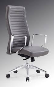 modrest barra modern grey high back office chair web leather mid century wall art faux dining