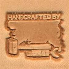 details about 8400 handcrafted by craftool 3 d stamp tandy leather 88400 00