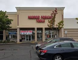 harbor freight tools a west coast based chain that sells tools and equipment plans to take over the route 58 front vacated by home goods