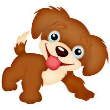 pet dog clipart cute cartoon dogs clip