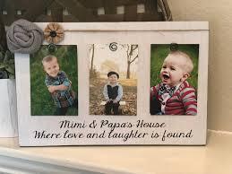 mimi papa grandma gigi frame mom mothers day mommy personalized picture frame board aunt nana mimi grandma gift wood frame burlap any e