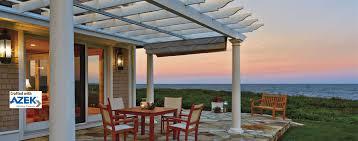Fence Pergola Designs Walpole Outdoors