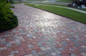 how to clean brick pavers with vinegar