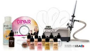at home airbrush makeup kit