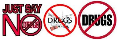 say no to drugs  blog thecall say no to drugs