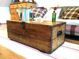 large wooden trunk wooden chest coffee table wooden trunks coffee tables pine chest coffee table antique