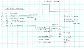spal fan controller wiring diagram wiring diagram cooling fan control for electric gauges flex a lite