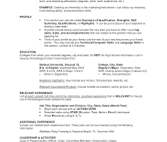 Government Job Resume How To Write Resume For Ontario Government Jobs Job Australian A 30