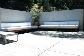 outdoor cushions bench wonderful outdoor bench