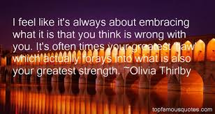 Olivia Thirlby quotes: top famous quotes and sayings from Olivia ... via Relatably.com
