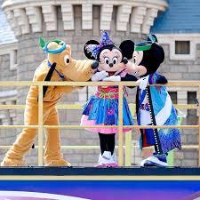 Celebrate Tokyo Disneylandスタート東京ディズニーランド