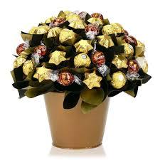 Ferrero Rocher Bouquet Designs Ferrero Rocher Indulgence Chocolate Bouquet