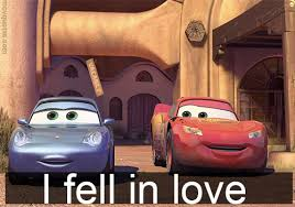 Lightning Mcqueen Quotes Custom I Fell In Love Movie Quotes Wallpapers