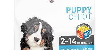 Medium & Large Breeds - <b>Puppy</b> - <b>1st Choice</b> Canada