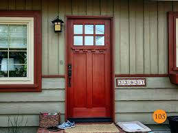 Front Doors Large Image For Cool Bungalow Front Door Style 132