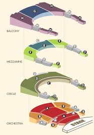 overture hall seat map a