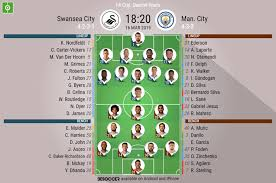 Can't live with it, can't live without it. Swansea V Manchester City As It Happened Besoccer