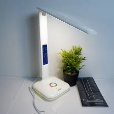 Đèn LED thông minh chống cận H340 - Đèn đọc sách năng - Đèn bàn học thông  minh, chống cận thị - Hàng chính hãng - Đèn bàn Thương hiệu SEKA