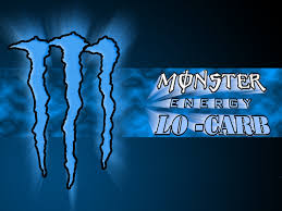blue monster energy drink wallpaper. Fine Drink Monster LoCarb Wallpaper By ScrogginsSnapshots  To Blue Energy Drink