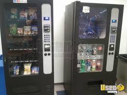 Pop Vending Machines For Sale Ontario Custom USI Electronic Combo Snack Vending Machines Vendnet Vending Machines