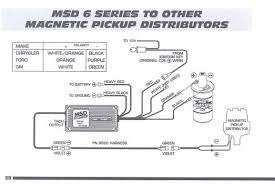 msd 6al tach more information msd 6al tach wiring diagram on chevy hei ignition wiring diagram