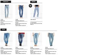 Its The Levis Spring Fit Guide 2018 Levi Strauss Co