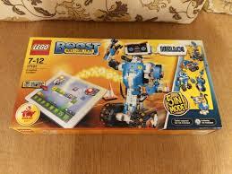 Обзор на <b>Конструктор LEGO</b> BOOST 17101 <b>Набор для</b> ...