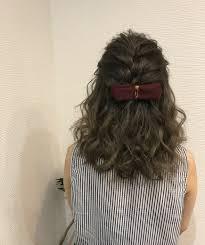 ボブにおすすめのまとめ髪アナタはどのスタイルを選ぶ Hair