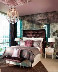 Modern Glam Bedroom 31 Outstanding Tufted Headboard Ideas For Your Bedroom