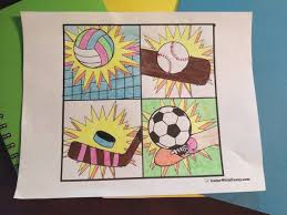 Feel free to print and color from the best 39+ free printable sports coloring pages at getcolorings.com. 121 Sports Coloring Sheets Customize And Print Pdf