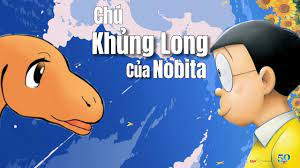 Doraemon Tập Dài : Chú khủng long của Nobita - YouTube