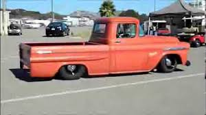 1959 Chevrolet Apache at Barona Drag Strip 11-2-2013 - YouTube