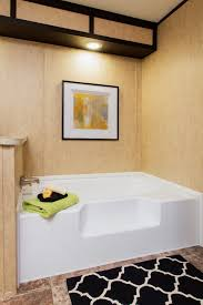 step in tub in manufactured home