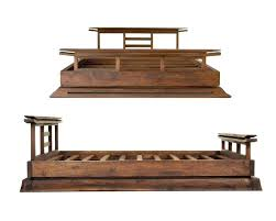 oriental bedroom asian furniture style. Asian Style Bed Oriental Bedroom Sets Furniture Platform Shown .