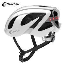 <b>Smart4u SH55M 6</b> LED Warning Light Smart <b>Helmet</b> SOS Alert ...