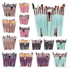 makeup brush kit eye shadow foundation eyebrow lip benefit cosmetics brush multi functional makeup brushes tool kis dhl makeup box best makeup brushes from