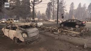If you're going to die, die fighting.' Wildfire victims detail their ...
