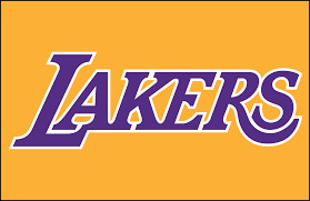 In game 3 at the forum, jerry west provided one of the most memorable moments in finals history. Los Angeles Lakers Jersey Logo National Basketball Association Nba Chris Creamer S Sports Logos Page Sportslogos Net