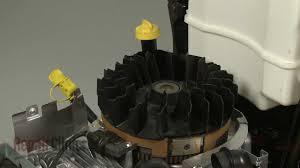 Briggs & Stratton Riding Mower Engine Fan Blade #796084 - YouTube