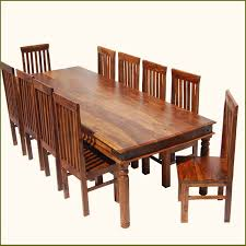 perfect dining table seats 10 large solid walnut dining table opens to 100 inches seats 12