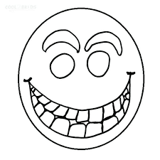 printable smiley face coloring pages printable smiley face coloring pages for kids free printable happy face
