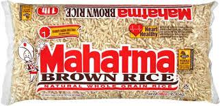 mahatma brown rice. Beautiful Brown Mahatma Brown Whole Grain Rice With